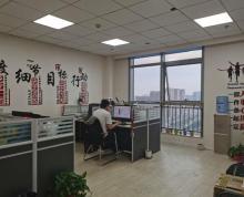 (出租)新出国贸大厦135平,3500每月,家具可留用,看房方便