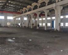 (出租)太仓开发区1500平独栋标准厂房 高度高 产证齐全 价格九毛