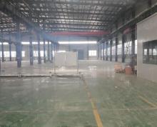 (出租)阳澄湖单层机械厂房出租带航车 仓库价格更便宜