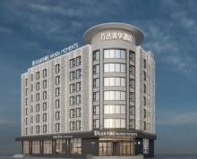 (出租)新街口五酒店配套沿街商铺 门款16米没有煤气适合高端餐饮