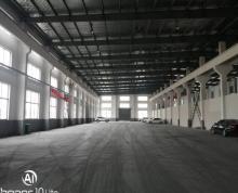 (出租)梅村独栋3850平单层火车头厂房出租环氧地坪产业齐全注册环评