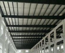 A溧水区 洪蓝工业园 3800方高标准厂房出租 可架行车