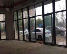 地铁口双小区大门口第一间拐角门面出租