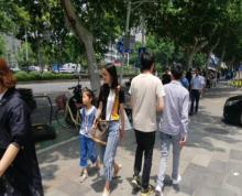 江宁区文鼎广场沿街一楼旺铺出租,执照齐,业态不限,客流量不断