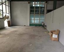 (出租)园区 扬东路一楼100平仓库 独立大门 进出货方便