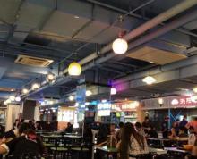 鼓楼中央门天正国际广场边上 租金便宜 执照好办 适合做美食城