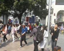 鼓楼区龙江商业街沿街商铺招租 适合餐饮小吃业态不限双证齐全