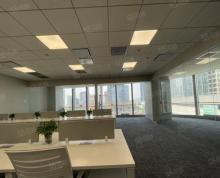 (出租)新装修 太平金融180平 大气装修 家具免费 享超大工区超优