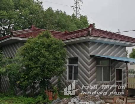 高淳区东坝工业园厂区办公楼一栋出租,可短租