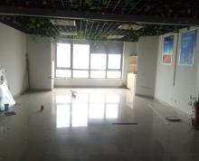 (出租)急租繁华地段 地铁口万达精装写字楼 带隔断有空调