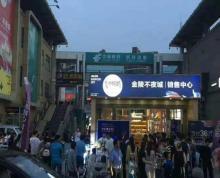 (出租)江宁区龙眠大道地铁旁义乌商品城商铺招特色品牌小吃,业态不限