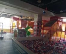 (转让)精装修儿童乐园出租,免转让费,设备免费送,机不可失