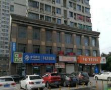新区中心位置扬子江隧道口大型社区大门口位置急售