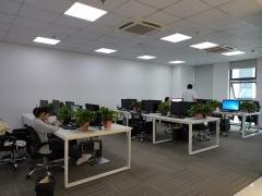 天溯科技园 享软件谷返税政策 东南落地窗 两个房间一个办公区 布局精致 天隆寺地铁口 多套出租