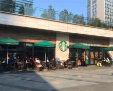 (出售)湖西 星海生活广场 产权餐饮旺铺 星巴克承租 现年租9万