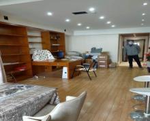 (出租)百家湖商圈90平全新精装修带隔断带办公家具 随时看房