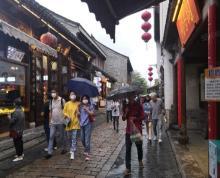 (出租)超级收租王夫子庙老门东商圈 全年6000万人次 可自营可托管