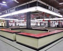 (出租)华城民府新农贸市场招商中现在急需 做水果 豆制品 仅一家经营