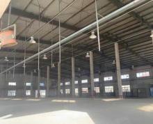 (出租)MS南通通州20000平厂房可分租纺织家纺加工生产都可