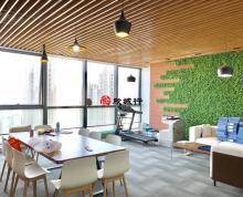 (出租)中海大厦 精装550平 甲级办公 全套家具 随时看房甲方直租