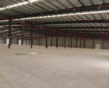 (出租) 土桥单层厂房18000平高12檐口8单证件齐全,可做家具生产