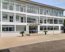 (出售)独门独院标准钢结构带行车厂房出售