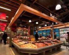 (出租)地铁口沿街新农贸市场扩建火爆招商急需 卤菜 水产 水果 小吃