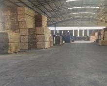 (出租)浮桥玖龙纸业附近木材仓库出租6000平空地28亩
