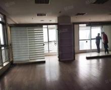 (出租)2套国贸大厦精装修写字楼出租168平5万4一年随时看房