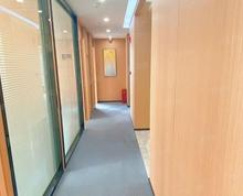 (出租)苏州中心 东方之门旁294平 精装修配家具 拎包办公 地标