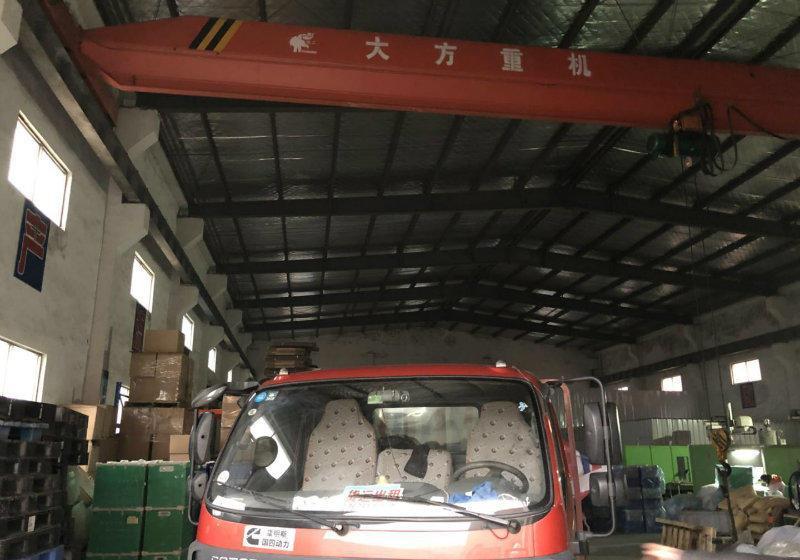 (出租)禄口工业园1500平标准火车头式工业厂房