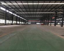 (出租) 2万平标准钢结构厂房可分租