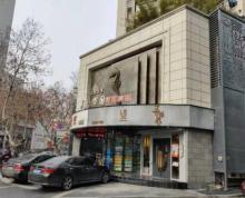 江苏路临街旺铺 双门头展示效果好 有燃气可餐饮行业不限