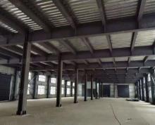 (出租)在建北站旁 价格洼地 单层钢结构厂房 层高10米 预留牛腿