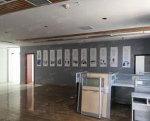 (出租)万达中心金融中心隔壁340平 大通铺全玻璃 适合多业态