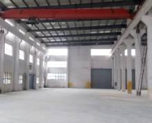 山北工业园标准机械厂房3500平出租可分组
