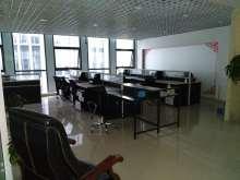 万达广场 地铁口办公 精装修朝向好 送部分家具