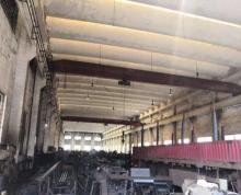 (出租)天宁郑陆标准独立一栋机械厂房2300方带打大吨位行车