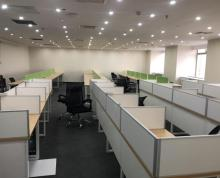 (出租)秦淮区 汉中路 正对电梯 半层出租 业主直租 高区