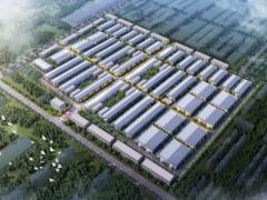 (出租)全新厂房,50年双证齐全!单层钢结构二层框架结构标准厂房