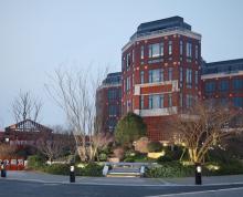 新古典学院派、花园独栋办公,准现房招商