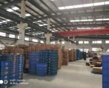 空港工业园区层高9米单层厂房有桁车及办公宿舍