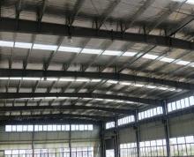 (出租)紫蓬工业园区独栋厂房!大车可以进出!门口24保安!