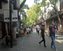 鼓楼区凤凰西街附近临街店面租金便宜接手可盈利