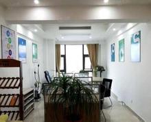 (出租)紫薇曼哈顿精装办公室出租,72平方2500一个月桌椅齐全