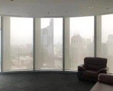 南京地标 紫峰大厦中间层373平 东南朝向视野绝佳 地铁口 写字楼