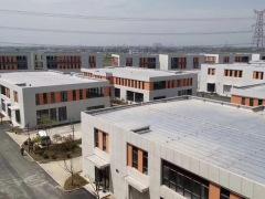 租售全新标准厂房及研发办公楼,层高8米,独门独院,政策优惠,可架行车