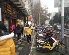 (出租)秦淮区新街口丰富路与石鼓路交叉口临街餐饮旺铺出租繁华地段市口