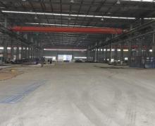 (出租)江都工业园标准钢结构厂房8000平随时看