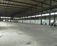 (出租) 溧水经济开发区单层钢结构机械厂房共17000平米有办公住宿楼